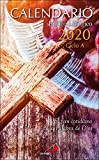 Calendario Biblico-Liturgico 2020 para E: El pan cotidiano de la Palabra de Dios (Agendas y calendarios)
