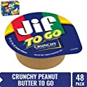 48-Count Jif To Go Crunchy Peanut Butter Cups, 48-1.5 Ounce