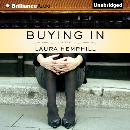 Buying In audiobook cover art
