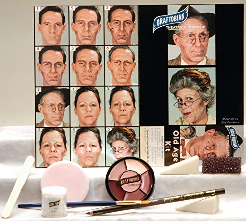 Graftobian Old Age Makeup Kit - http://coolthings.us