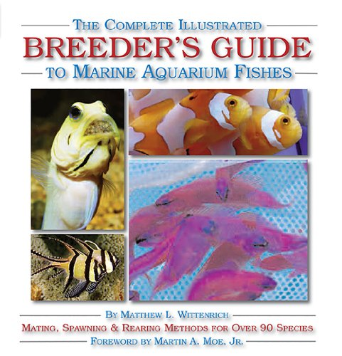 The Complete Illustrated Breeder's Guide to Marine Aquarium Fishes