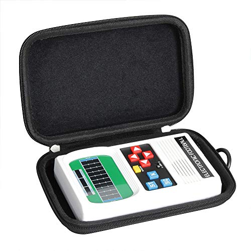 Hermitshell Travel Case for Basic Fun Classic, Retro Handheld Football Electronic Game (Not Including Game)
