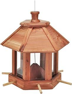 Haushalt International Mangeoire pour oiseaux, 26x 26x 27cm, en bois