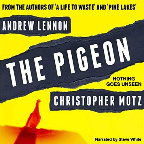 The Pigeon cover art
