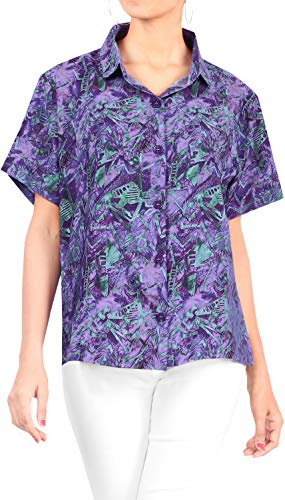 Happy BAY vrouwen Hawaii-hemd strand blouse plus maat