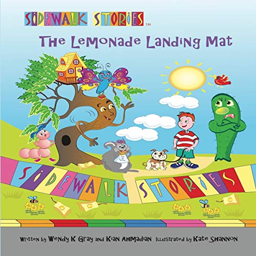 Sidewalk Stories: The Lemonade Landing Mat  By  cover art