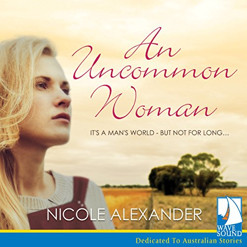 An Uncommon Woman cover art