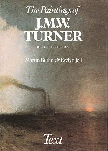 The Paintings of J M W Turner Paul Mellon Centre for Studies in British Art product image