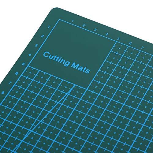 Tabla de cortar artesanal, Material de arte Estera de corte de goma manual, A3 para escribir