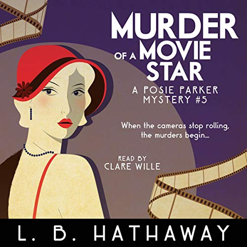 Murder of a Movie Star  By  cover art