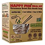 ★SAVE TIME – Prepare our Gluten Free Rice Noodles Meal Kit in a few minutes. It is great for Authentic Vietnamese Pho Soup (Broth is not included), Stir Fry Pad Thai Style or Salads. ★GREAT VALUE – Pack of 6 (12 servings) and because they have a long...