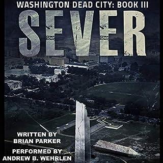 Sever  audiobook cover art