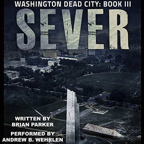 Sever audiobook cover art