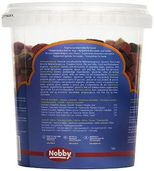 Nobby Snack Chien Seau Training Mix 500 G 12 Snack Chien de 1 kg