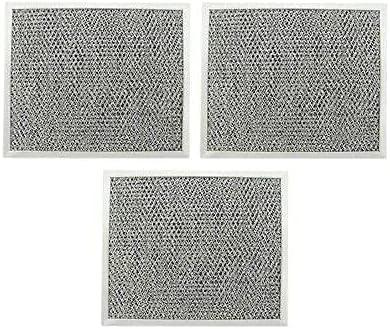 New-(3)Range Vent Hood Aluminum Filters for Broan, GE, and Jenn