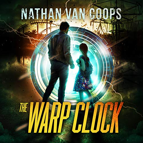 Page de couverture de The Warp Clock: A Time Travel Adventure