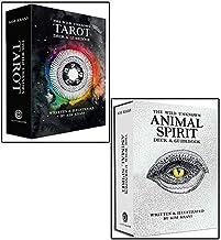 The Wild Unknown Animal Spirit Deck and Guidebook + The Wild Unknown Tarot Deck and Guidebook (Official Keepsake Box Set)...