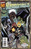 The Supernaturals #3 [of 4] (Includes Halloween mask bound-in) (The Supernaturals, Volume 1 Number 3)