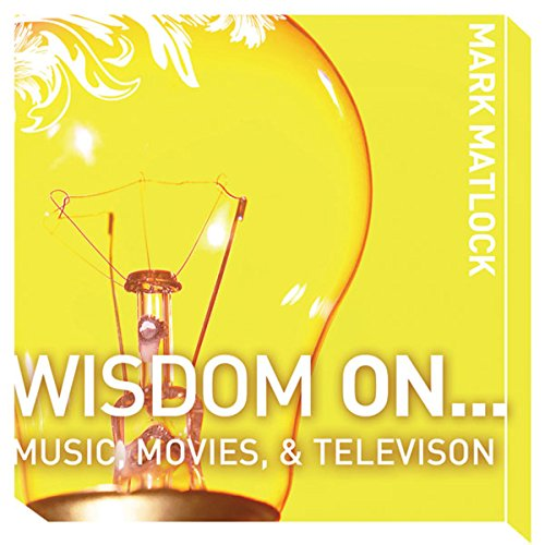 Wisdom On … Music, Movies & Television cover art