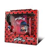 Kids- Ladybug Diario con Tinta Secreta, 23 x 22 cm (LY17097)