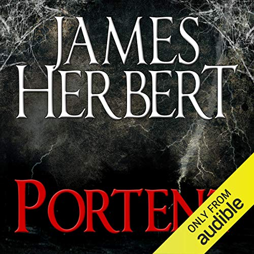 Portent audiobook cover art