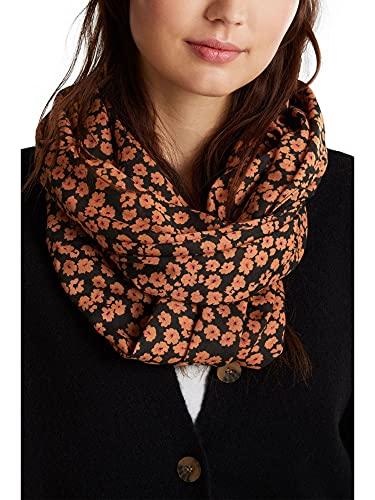 ESPRIT edc by Accessoires Damen 990CA1Q301 Mode-Schal, 225/TOFFEE, 1SIZE