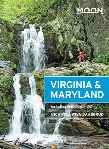 Moon Virginia & Maryland: Including Washington DC (Travel Guide) (English Edition)