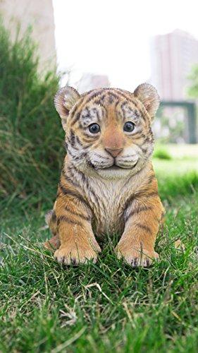 Hi-Line Gift Ltd Pet Pals-Tiger Cub Sitting