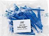 spazzolino interdentale tepe original, 0,6 mm blu, multi confezione da 25 pezzi
