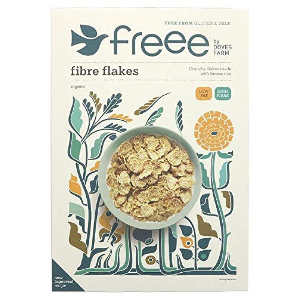 (4 PACK) - Doves Farm Fibre Flakes Cereal| 300 g |4 PACK - SUPER SAVER - SAVE MONEY
