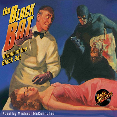 Black Bat: Brand of the Black Bat cover art