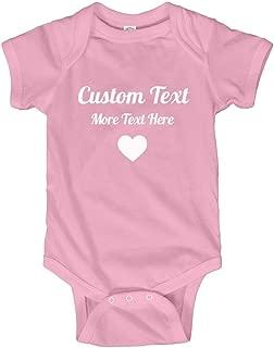 Best custom made baby onesies Reviews