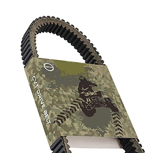 Drive Belt fit 24C4022 3211162 3211133 3211118 AKM Double Notch UTV G-Force Carbon Cord CVT Belts Fit for Polaris RZR Ranger 700 800 2011 2012 2013 2014