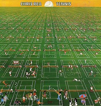 TENNIS VINYL LP[MAGL4032] 1980