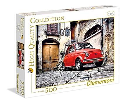Clementoni - Puzzle de 500 Piezas,, diseño 500 (305759)