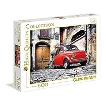 Clementoni - Puzzle de 500 Piezas diseño