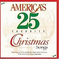 America's 25 Favorite Christmas Songs