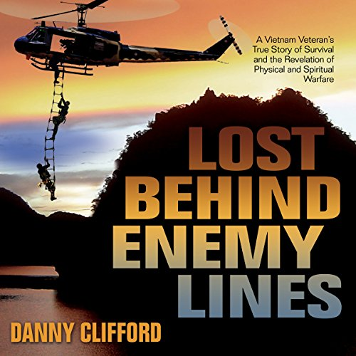 Lost Behind Enemy Lines audiobook cover art