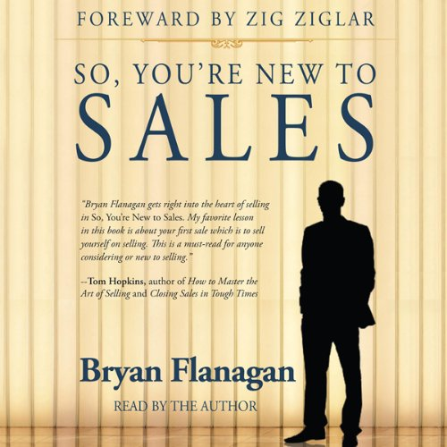 So, You're New to Sales audiobook cover art