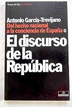 El discurso de la republica (Grandes temas)