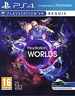 VR Worlds - PlayStation VR (B01KHFIS2Y) | Amazon price tracker / tracking, Amazon price history charts, Amazon price watches, Amazon price drop alerts