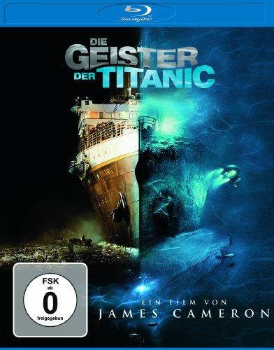 Die Geister der Titanic [Blu-ray]