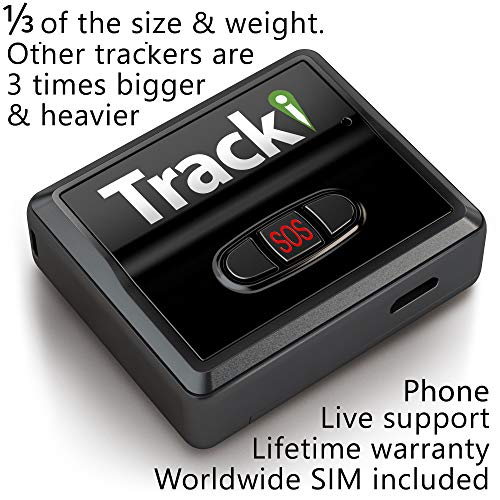 Tracki Real-time GPS Tracker
