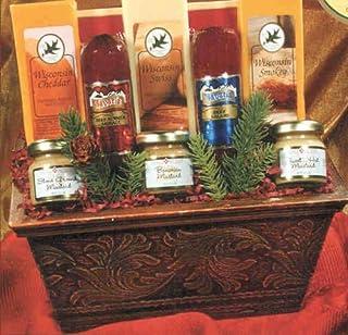 Wisconsin Snacker Gift Planter