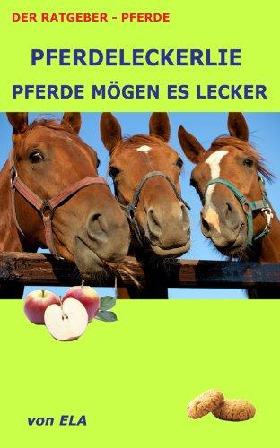 Leckerlie für Pferde - Pferde mögen es lecker