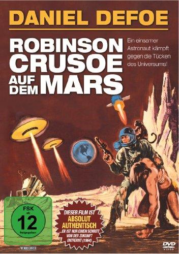 Daniel Defoe - Robinson Crusoe auf dem Mars [DVD]