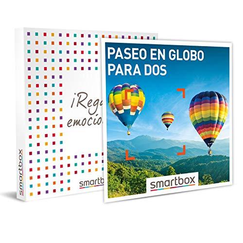 Smartbox - Caja Regalo - Paseo en Globo para Dos - Idea de Regalo - 1 Vuelo en Globo para 2 Personas