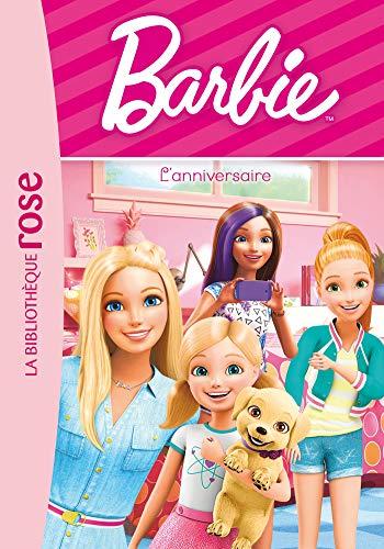 Barbie, Tome 2 : L'anniversaire (Ma Première Bibliothèque Rose)