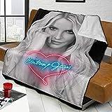 Yaxinduobao Britney-Spears Fashion Lamb Wool Soft and Warm T