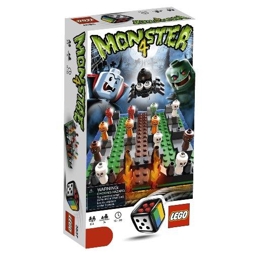 LEGO Monster 4 Game (3837)